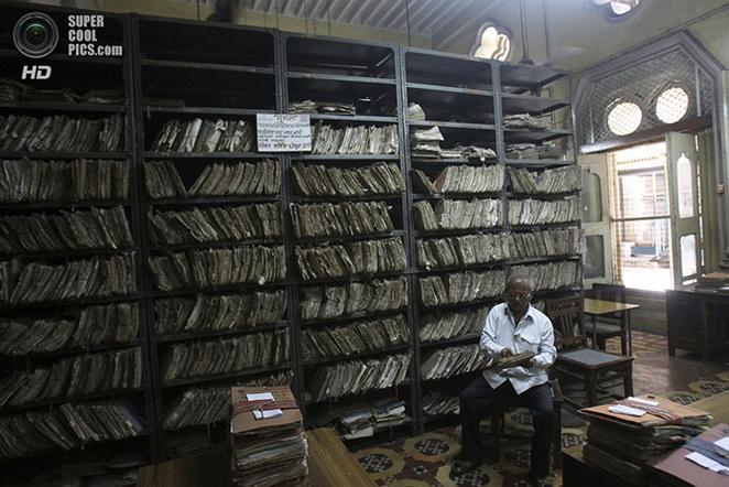 телеграф в Индии