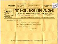 Закрытие телеграфа в Индии