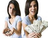 Богатые и бедные - 10 отличий