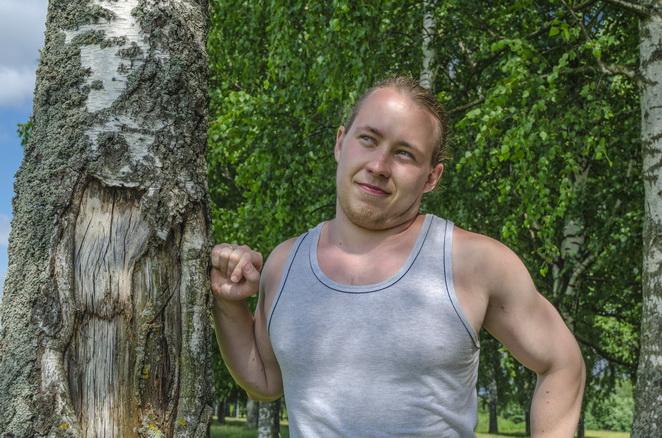 Я у дерева