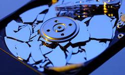 Поломка жёсткого диска