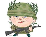 Саня. Возвращение из армии.