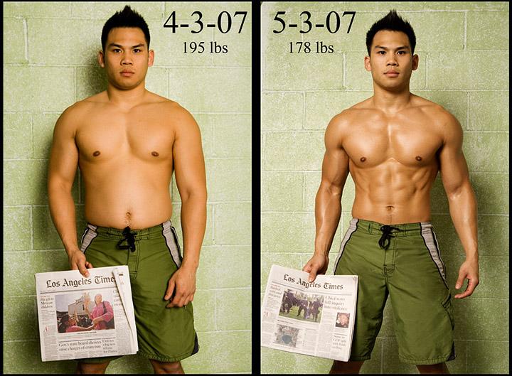на сколько кг можно похудеть на сушке тела за месяц