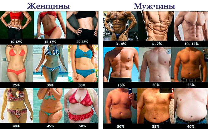 похудеть на 7 10 кг за месяц