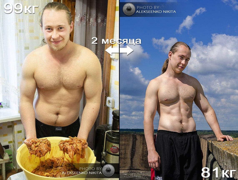 комплекс питания для похудения дома