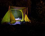 Поход на природу с ночевкой и палаткой