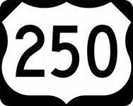 250 уникальных посетителей за сутки