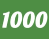 Новый рубеж – более 1000 посетителей в сутки