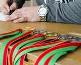 14 февраля в Новополоцке прошёл турнир по силе хвата