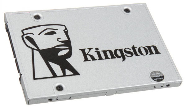 SSD накопитель: Kingston SSDNow UV400 240GB