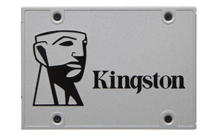 SSD: KINGSTON UV400 120GB