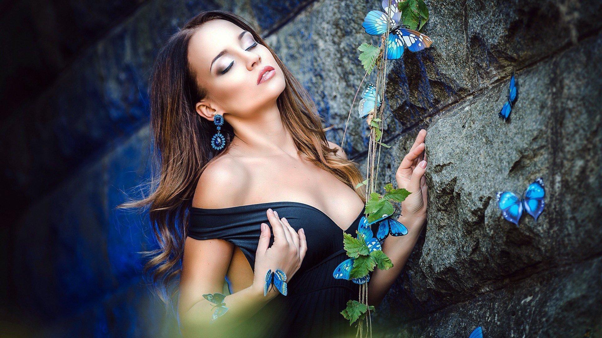 Обои язык грудь попка знаменитостей — 13