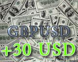 150 пунктов чистой прибыли [GBPUSD]